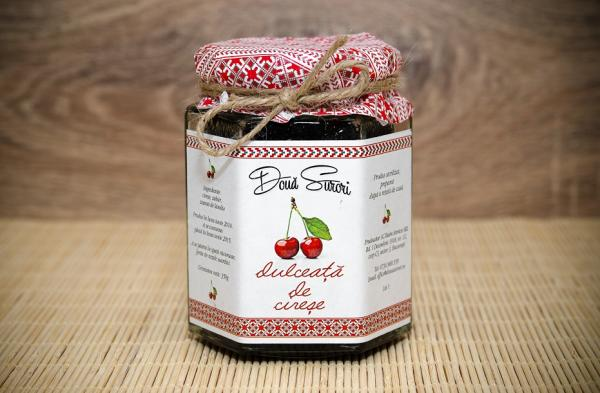 Dulceata de cirese dulci